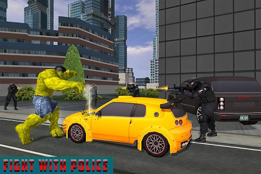 Monster Hero City Battle apk screenshot