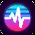 Beat Story & Beat Status - Music Video Maker icon