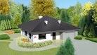 projekt domu Dom przy Rubinowej 3