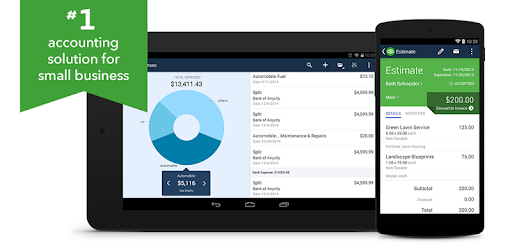 QuickBooks Accounting: Invoices & Expenses – Apps on Google Play