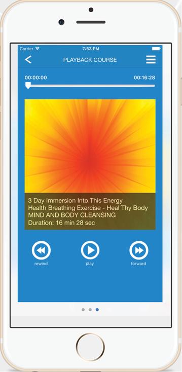 Energy for Success App