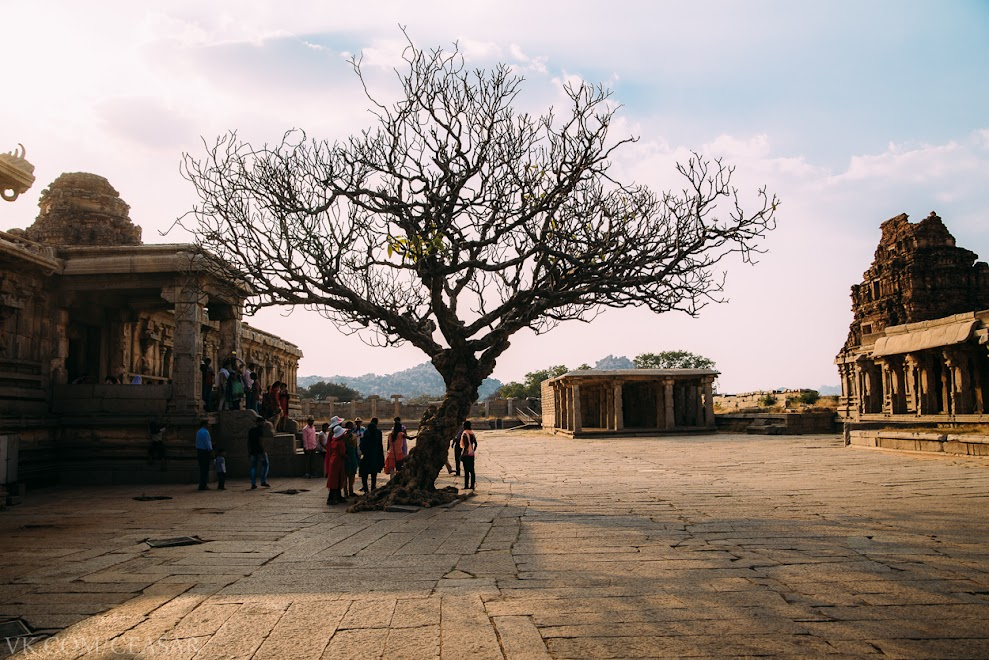 Храм Виттала, Хампи