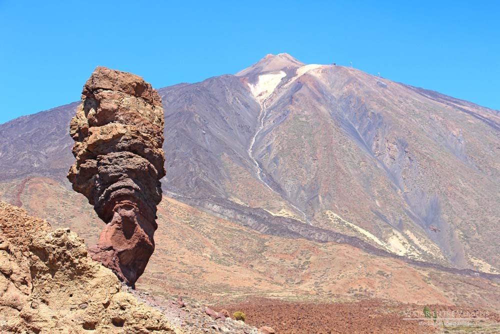 Roteiro para um dia no PARQUE NACIONAL DO TEIDE, em Tenerife | Espanha
