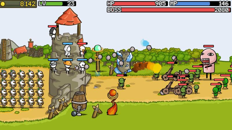 Grow Castle Screenshot 8