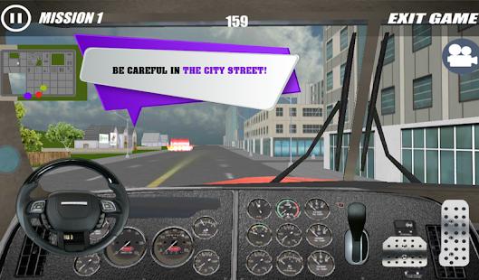 Real Truck Grand Auto screenshot