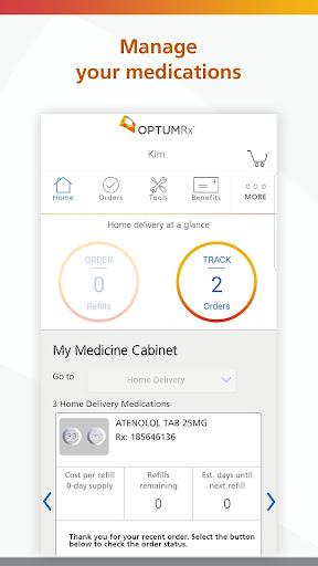 OptumRx 2.14.0 screenshots 1
