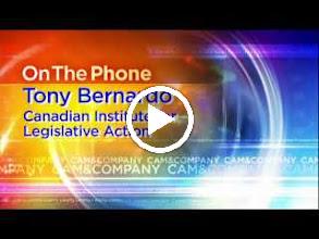 Video: Nov. 23: Tony Bernardo provides an update on the elimination of the Canadian long-gun registry.