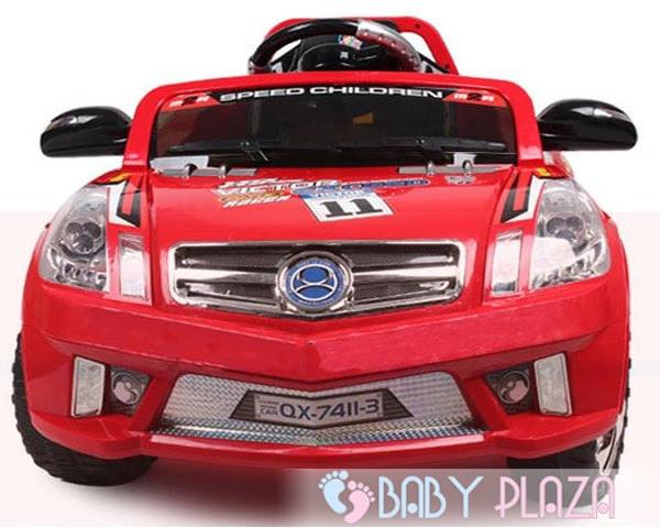 Xe hơi điện cho bé XH7411-3 2