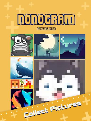 Nonogram - Logic Pixel Cross Puzzle  screenshots 9