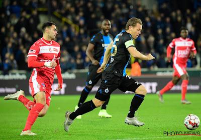 Spoelt Club Brugge Europese nederlaag door met zege tegen een Moeskroen dat eindelijk weet wat winnen is?