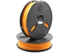 PolyMaker PolyPlus PLA Translucent Orange - 3.00mm (0.75kg)