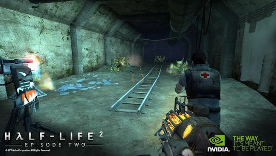 Half-Life 2: Episode Two 79 [Mod + APK] Android 3