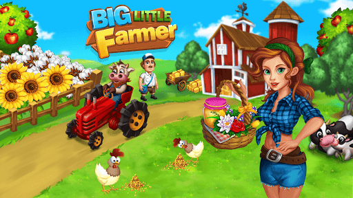 Little Big ferme apk mod screenshots 2
