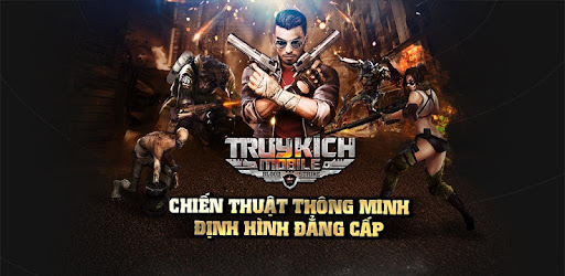 Truy Kich Mobile – 8vs8 Games (apk) free download for Android/PC/Windows screenshot