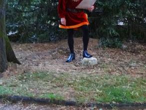 Photo: Lylian, le bas de Charles VII !