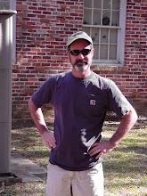 Photo: Robert Hellman, NPS archaeologist and FSU alumni.