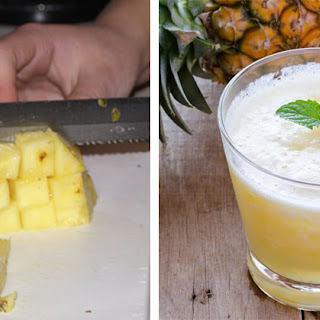 Pineapple Cough Suppressant