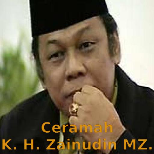 Ceramah K. H. Zainudin MZ.
