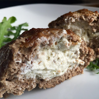Caramelized Onion Croquettes Stuffed w/ Goat Cheese.