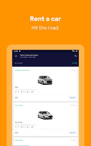 Skyscanner – cheap flights, hotels and car rental screenshot 16