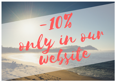 SPECIAL OFFER MAY: 10% OFF ON OUR OFFICIAL WEBSITE