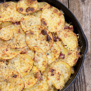 Irish Pan Haggerty Potatoes Recipe