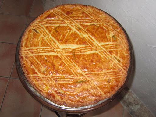 casa rural clos de la garenne 17700 puyravault francia del oeste torta charentaise