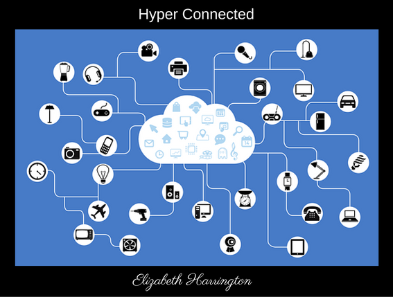 Hyper Connected IoT