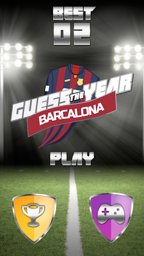 Guess The Year - Barcalona