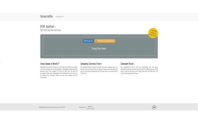 Pdf split pdf file split chrome web store pdf split allows you to split your pdf files easy and fast fandeluxe Images
