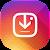 تحميل صور و فيديو من انستقرام file APK Free for PC, smart TV Download