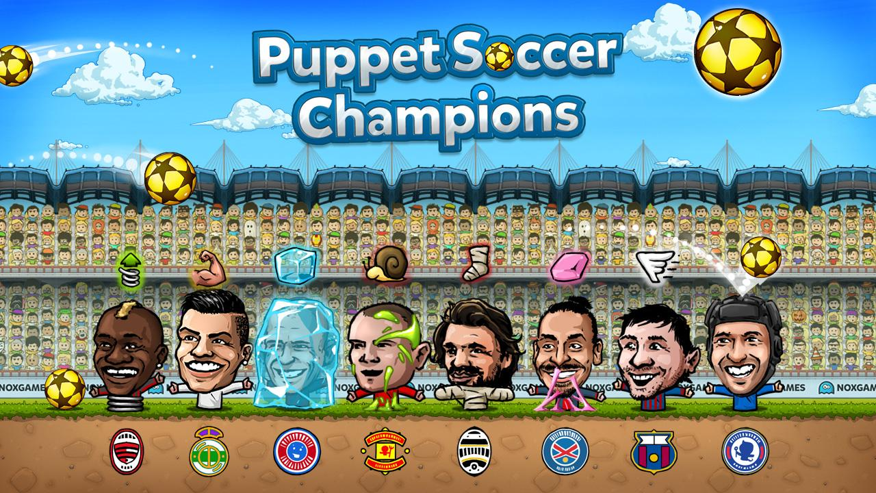 Puppet Soccer Champions