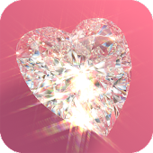 Diamonds Live Wallpaper Free