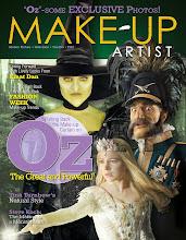 Photo: Cove for Make-Up Artist magazine #101