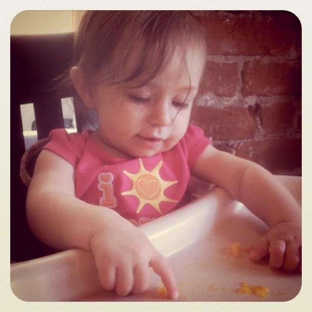 Photo: Peaches!