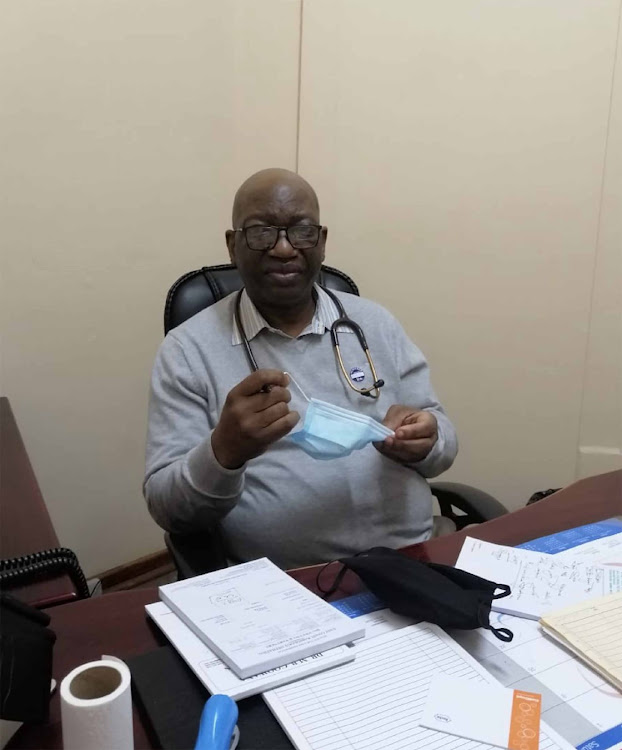 Health department special adviser Dr Bevan Goqwana.