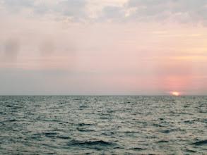 Photo: 日が昇って、さあー!やるぞー!!