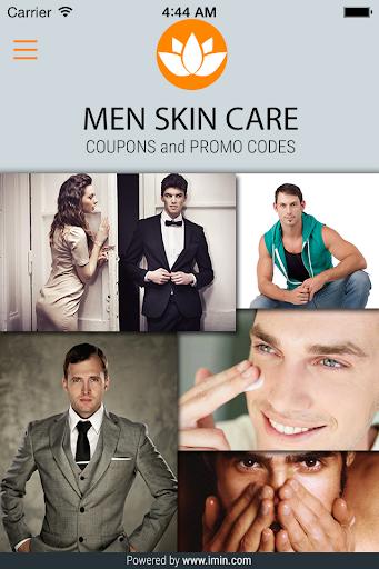 Men Skincare Coupons - I'm In
