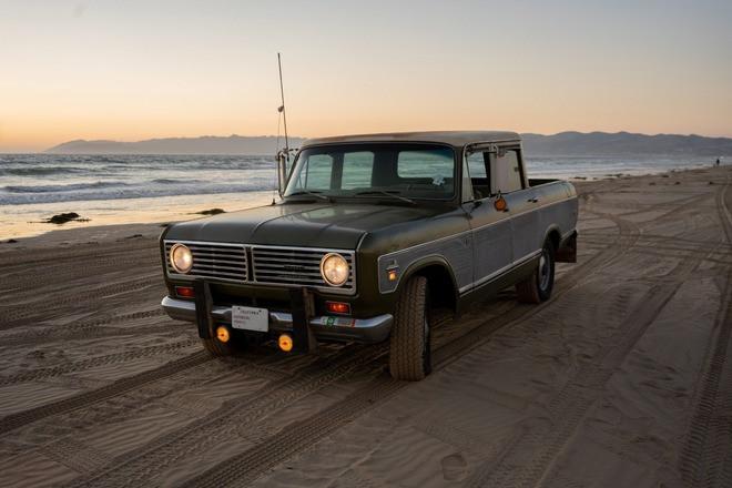 1973 International Wagonmaster, Ultra Rare Crew Cab Truck Hire CA