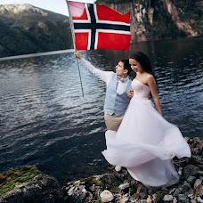 Wedding photographer Vitaliy Baranok (vitaliby). Photo of 20.01.2019
