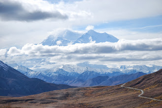 Photo: Mt. McKinley. By Keira Burrows