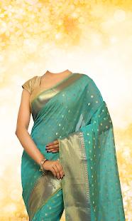 Download Women Saree Photo Suit For PC Windows and Mac apk screenshot 2