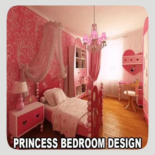 Princess Bedroom Design Screenshot