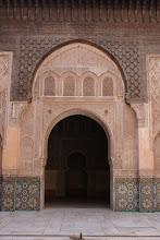 Photo: Ben Yousef Medersa, Marrakech