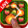 Swiped Fruits Live icon