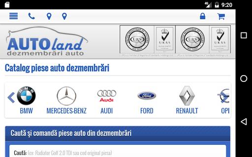 玩免費遊戲APP|下載Auto parts Dismantle Romania app不用錢|硬是要APP