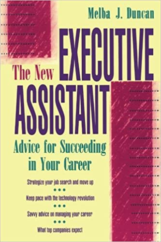The New Executive Assistant by Melba Duncan