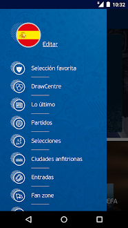 App oficial UEFA EURO 2016 Gratis