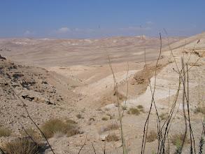 Photo: Désert du Negev