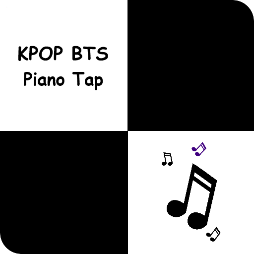 Piano Tap - KPOP BTS (game)